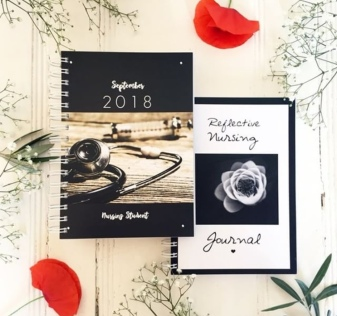 Both Planner and reflection journal