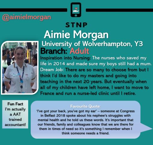 Aimie Morgan new