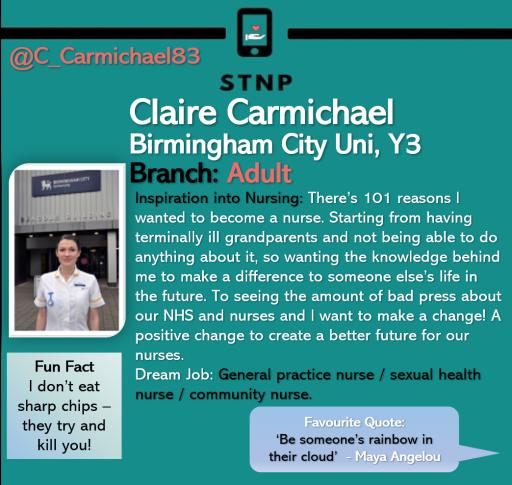 Claire Carmichael