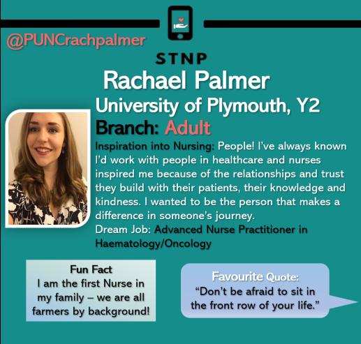 Rachael Palmer