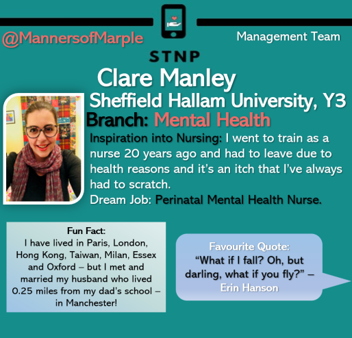 Clarry Manley updated