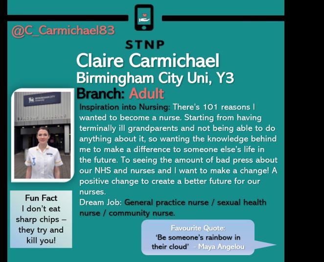 Claire Carmichael 1019